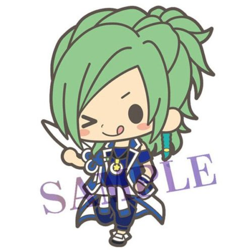 B-Project Kodo Ambitious es Series nino Rubber Strap Collection – Osari Hikaru