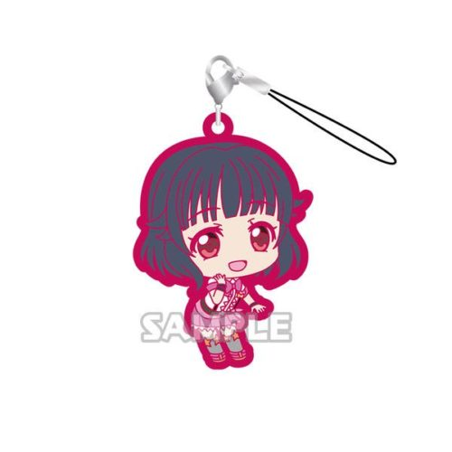 BanG Dream! Girls Band Party! Rubber Strap Poppin'Party ver. – Ushigome Rimi