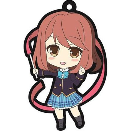 GirlFriend Beta Trading Rubber Strap – Shiina Kokomi