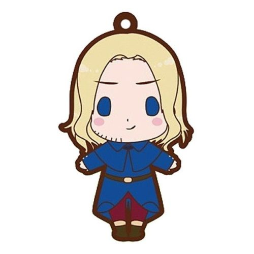 Hetalia Axis Powers Rubber Strap Collect – France (Renewal Ver)
