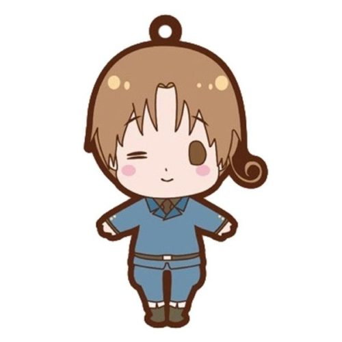 Hetalia Axis Powers Rubber Strap Collect – Italy (Renewal Ver.)