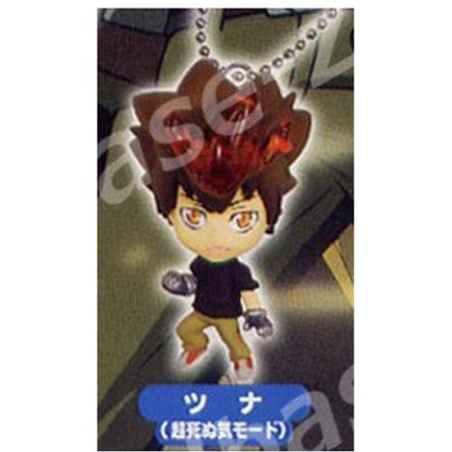 Katekyo Hitman Reborn! Mascot Keychain 2 – Tsuna