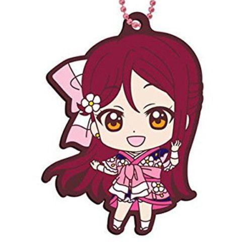 Love Live! Sunshine!! Capsule Rubber Mascot 07 – Riko Sakurauchi