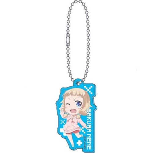 New Game! Acrylic Keychain Collection – Nene Sakura