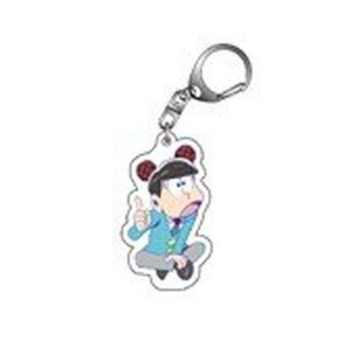Osomatsu-san X Parco Osomatsu-san no Niwa Mimi Matsu Acrylic keychain – Osomatsu