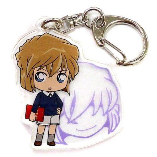 Real Dasshutsu Game X Detective Conan Acrylic Keychain – Ai Haibara