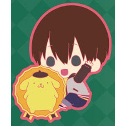 Sanrio Boys Peta Colle Rubber Strap – Kouta Hasegawa (Shifuku Ver.)