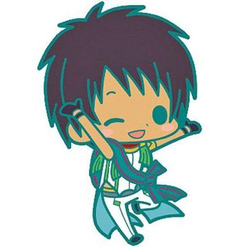 Uta no Prince-sama Maji LOVE 2000% Rubber Strap Collection – Cecil Aijima